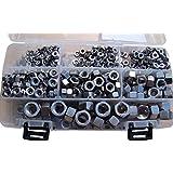 (500pcs) Stainless Steel Hex Nut METRIC Assortment