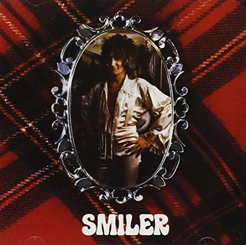 CD : Rod Stewart - Smiler (CD)