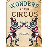 Maravillas del cuaderno de circo.