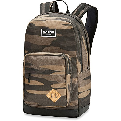 Dakine Unisex 365 Pack DLX 27L Backpack, Field Camo, One Size - Dakine Campus School Laptop Backpack