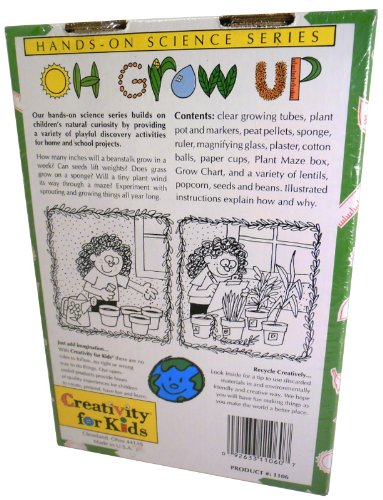 Hands on Science Series - Oh Grow Up