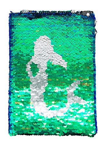 (Bewaltz Magic Sequin Mermaid Notebook 6