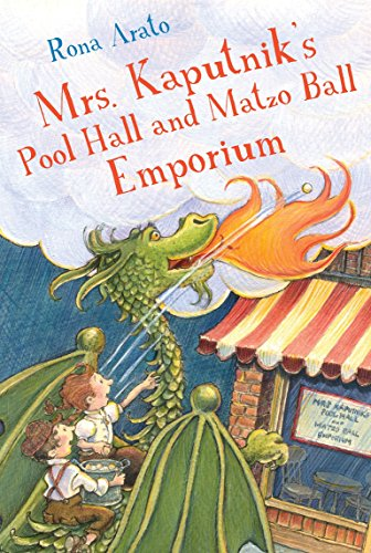 Sweet Magic Ball (Mrs. Kaputnik's Pool Hall and Matzo Ball Emporium)
