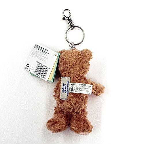 Disney U.S. WDW Limited Duffy Duffy Plush Key Chain (Japan Import)