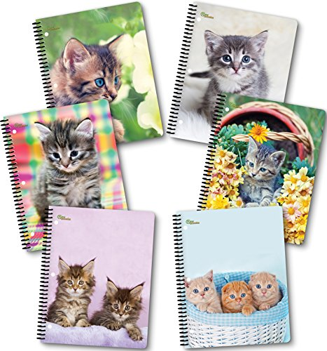 New Generation - Kitten - 1 Subject 70 Sheets 8