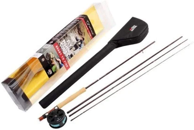 Abu Garcia Diplomat 904 LH Fly Rod and Reel Combo , - 9 ft