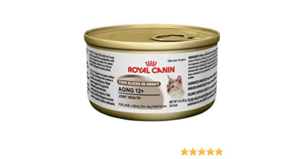 Amazon.com : American Distribution & Mfg 97156 Feline Health Nutrition Cat Food, Adult Aging 12+, 3-Oz. Can Cat Food : Canned Wet Pet Food : Pet Supplies