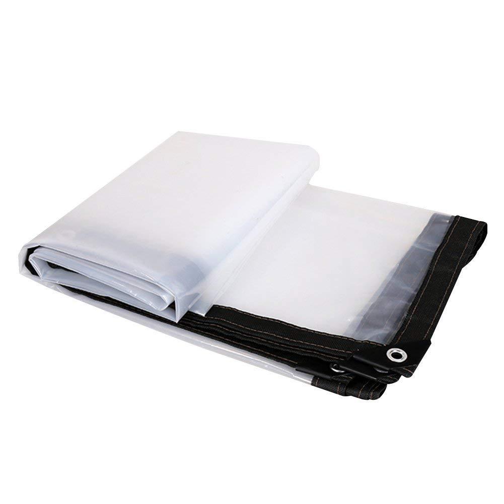 Clair 55m FSBFF Tissu en Plastique Transparent Anti-Pluie, bÂche en Plastique Tissu en Plastique Tissu de Pluie Tissu de Pluie bÂche de Pluie Tissu d'isolation