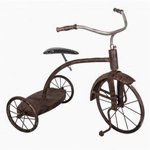 La Placa publicitaria para Bicicleta Triciclo Decorativo, Vintage ...