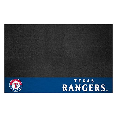 FANMATS Texas Rangers Vinyl Grill product image