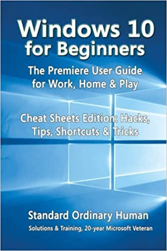 Windows 10 For Beginners The Premiere User