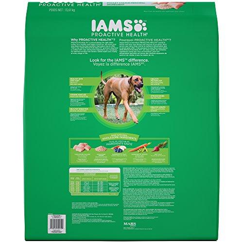 Iams Large Breed Dog Food  Lbs