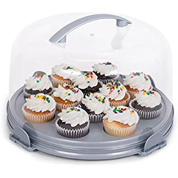 Amazon Com Cake Carrier Holder Cover By Sweet Course