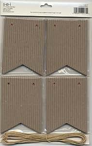 SEI - Cardboard Banner Kit