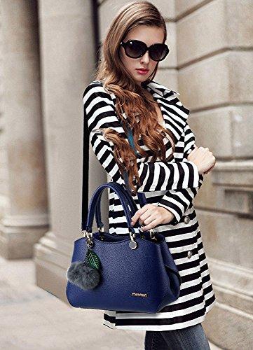 Simple Handbag Versión Oscuro Azul Bolsas Paquete Zafiro color Morado Salvaje Hombro Coreana De El Bolso Señora Moda Bag Nuevo Temperamento Messenger La Clothes prOwAp