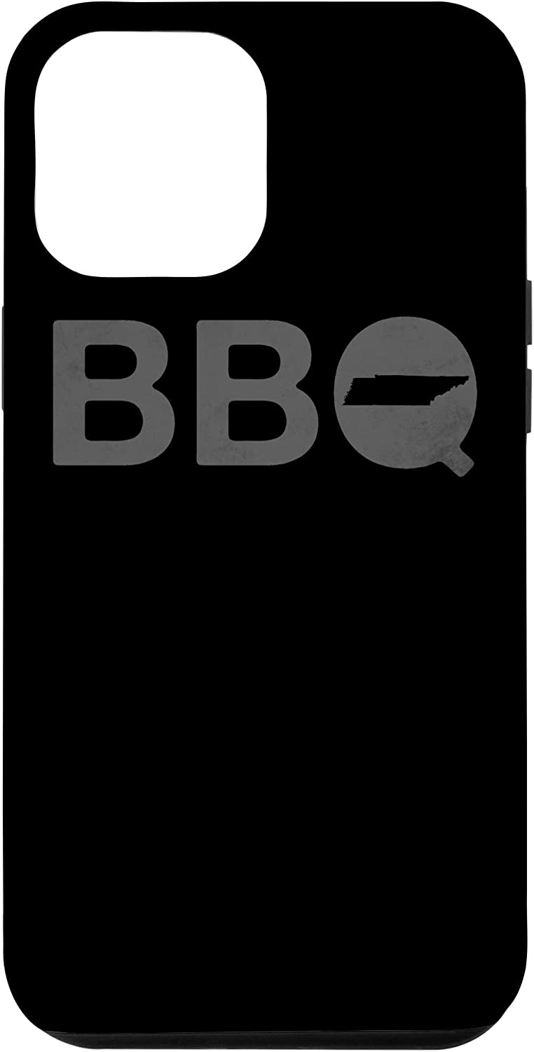 iPhone 12 Pro Max Tennessee BBQ State Pride Food Case
