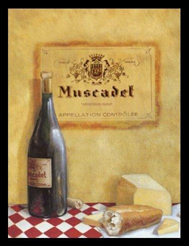 Muscadet by David Morocco Poster Art Print