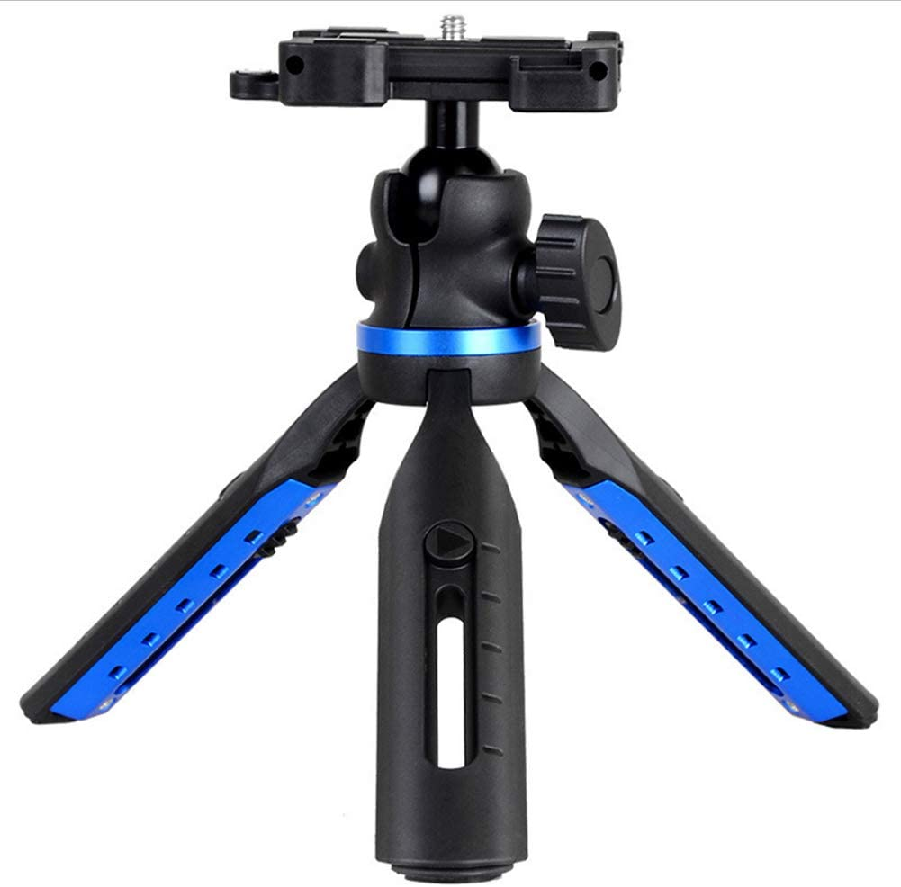 Compatible with iPhone YTBLF Mobile Phone Camera Tripod Camera Portable Adjustable Camera Stand with Wireless Remote Control and Universal Clip Sports Camera Android Phone