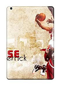nba derrick rose chicago bulls basketball NBA Sports & Colleges colorful iPad Mini 3 cases