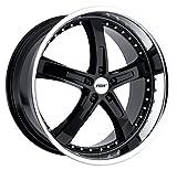 TSW JARAMA Black Wheel (18x8