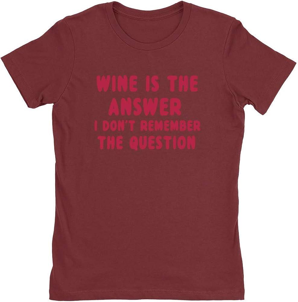 Venley Wine is The Answer L A.W.3900 SCL