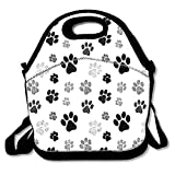 Best GENERIC Friend Lunch Boxes - Fashion Neoprene Lunch Bags Insulated Picnic Lunch Tote Review