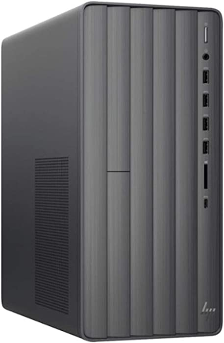 HP Envy Desktop (TE01-0034) Intel Core i7 16GB Memory - 512GB Solid State Drive - Nightfall Black