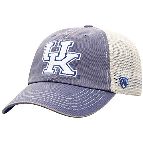 Top of the World Kentucky Wildcats Men's Vintage Hat Icon, Royal, Adjustable ()