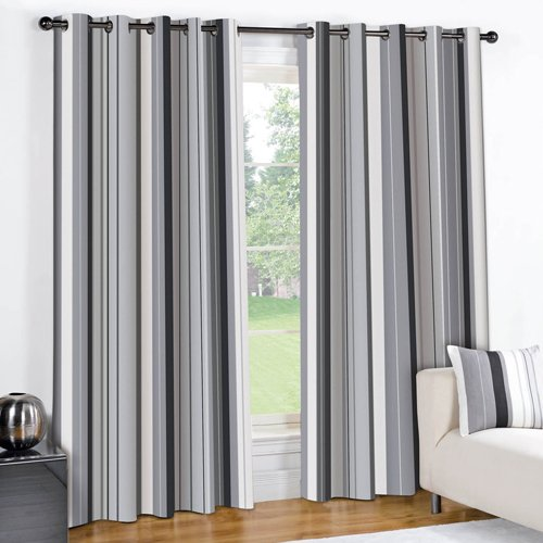 stripes curtain striped seeing curtains westelmcurtains