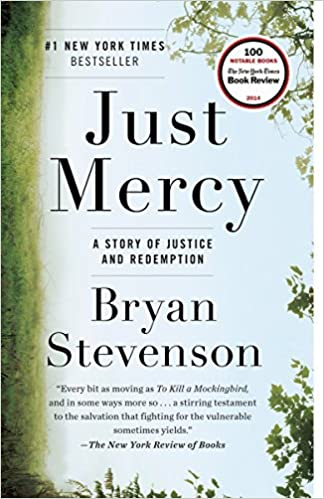 Image result for just mercy book
