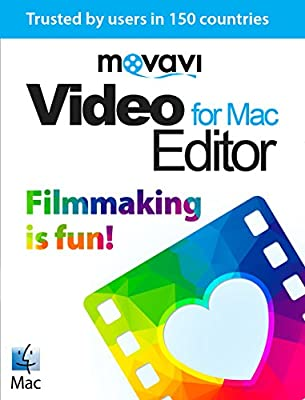 Movavi Video Editor for Mac Personal Edition [Download]