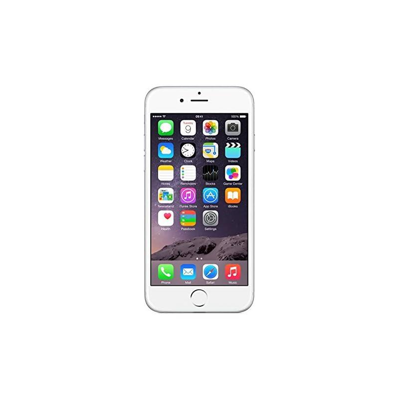 Apple iPhone 6, GSM Unlocked, 64GB - Sil