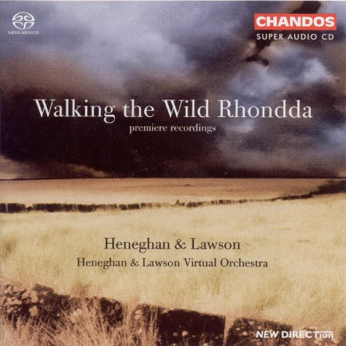 Lawson: Celtic Fanfares / Ghost Train / Heneghan: Walking The Wild Rhondda ()