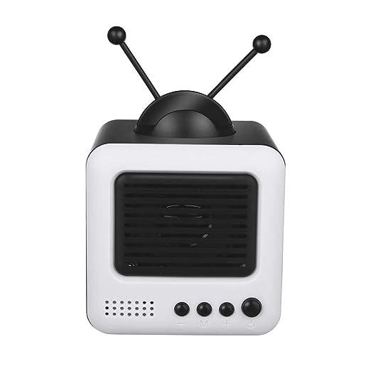 Altavoz,TwoCC Inalámbrico Bluetooth Hifi Sonido Estéreo Portátil ...