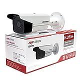 HIKVISION 8MP IP Camera , Bullet POE CCTV camera DS-2CD2T85FWD-I8 80m IR International Version (lens 4mm)