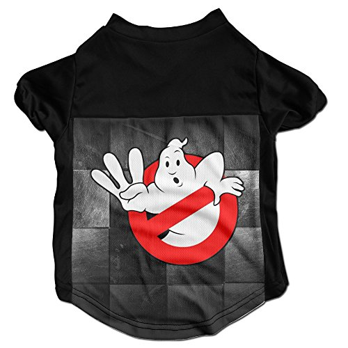 GhostBusters Cute Puppy Dog Clothes Sweaters Shirt Hoodie Coats