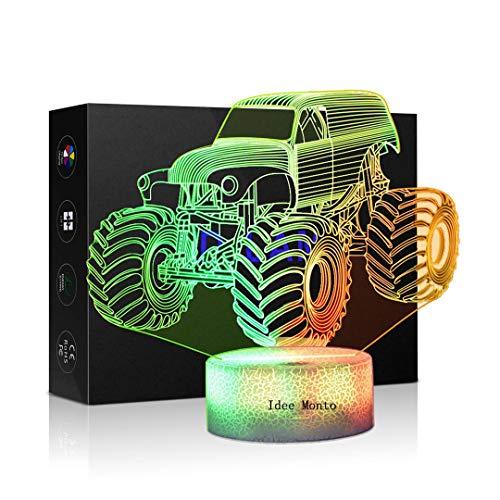 3D Night Lights for Children, Kids Night Lamp,