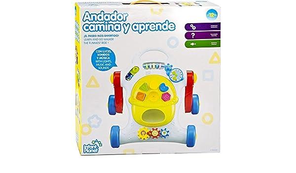 Andador Camina y Aprende: Amazon.es: Juguetes y juegos