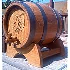 E.C. Kraus 5 Gallon French Oak Barrel