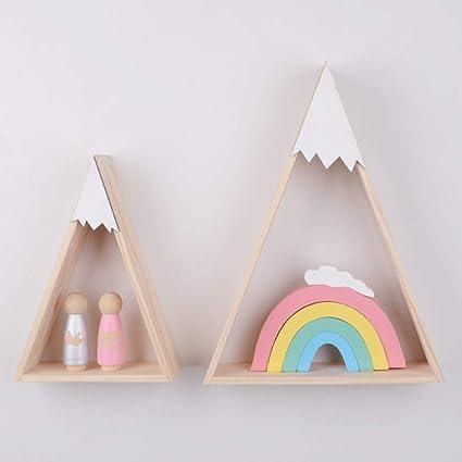 Triangle Maison nouler Neige Bois Noël Montagne Fuji en QdhxsrtC