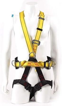LAIABOR Arnés de cinturón de Seguridad Cuerpo Completo ...
