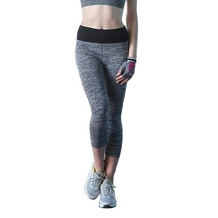 Leggings deportivos para mujeres,Pantalones de yoga, Mallas ...