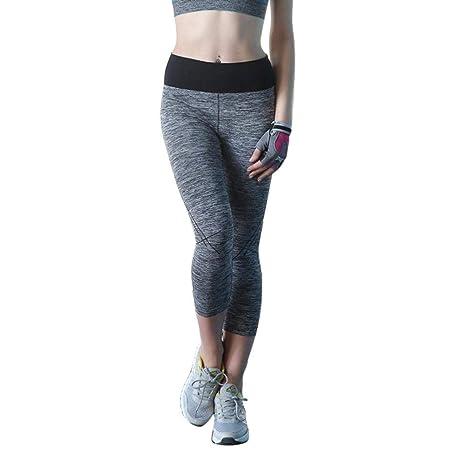 Leggings deportivos para mujeres,Pantalones de yoga, Mallas para ...