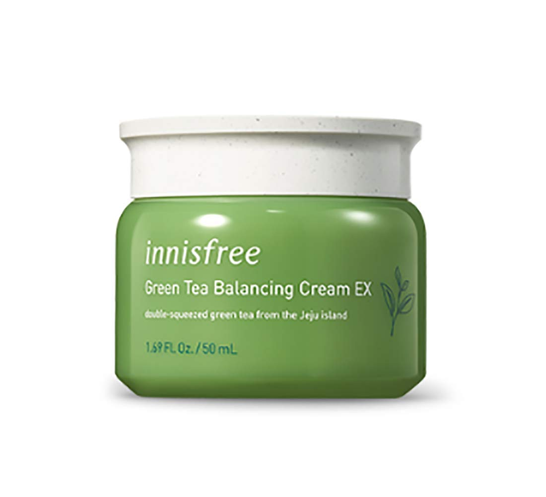 Innisfree Green Tea Balancing Cream Ex 1.69fl oz / 50milliliter