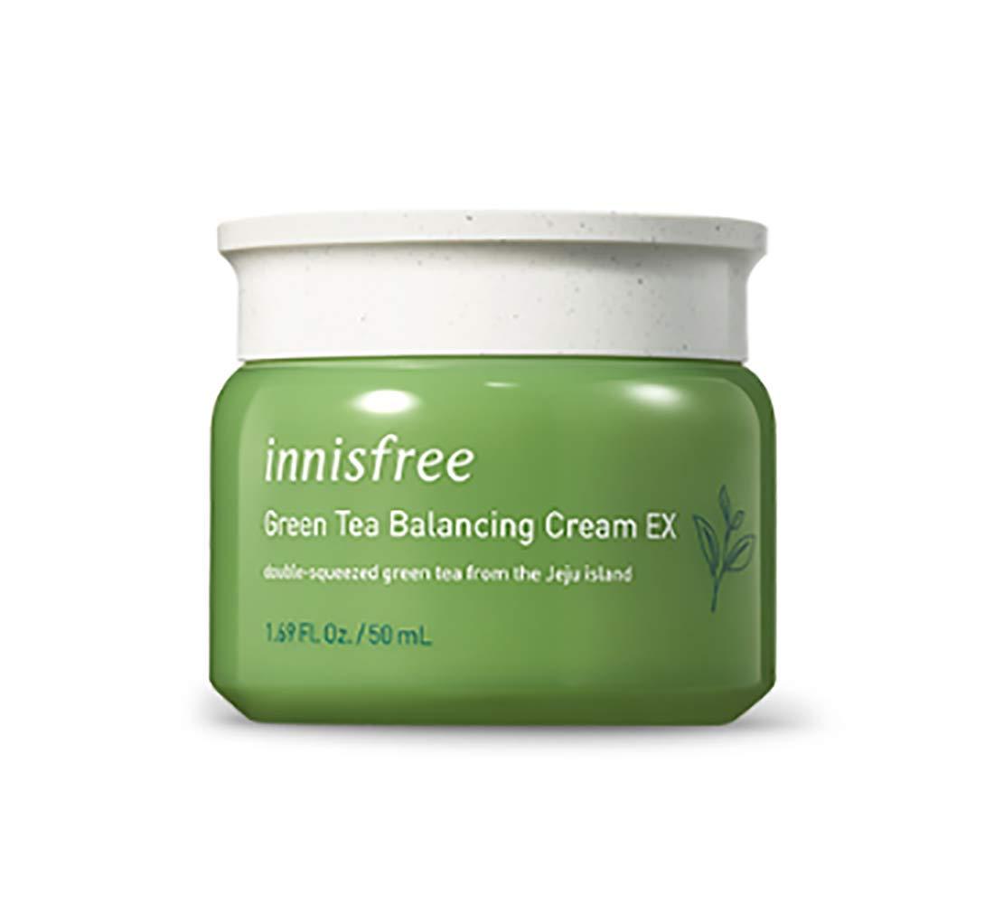 Innisfree Green Tea Balancing Cream Ex 1.69fl oz / 50milliliter