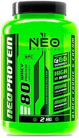 NEO PROTEIN 80 CHOCOLATE 2 Kg - Suplementos Alimentación y ...