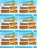 FRESH HIMALAYAN DOG CHEW SMALL (3 - 4 PIECES) HEALTHY NATURAL LONG LASTING TREAT (6 Pack)
