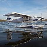 E-flite RC Airplane Turbo Timber 1.5m BNF Basic