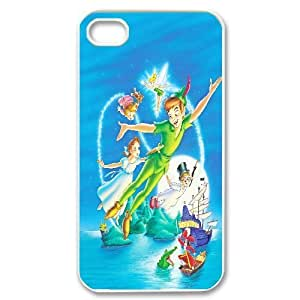 James-Bagg Phone case - Never Grow Up - Peter Pan Pattern Protective Case For Iphone 4 4S case cover Style-8