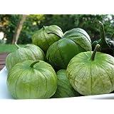 "100+ Tomatillo Verde Seeds- Heirloom Variety- ""Green Tomato"", ""Ground Cherry"""